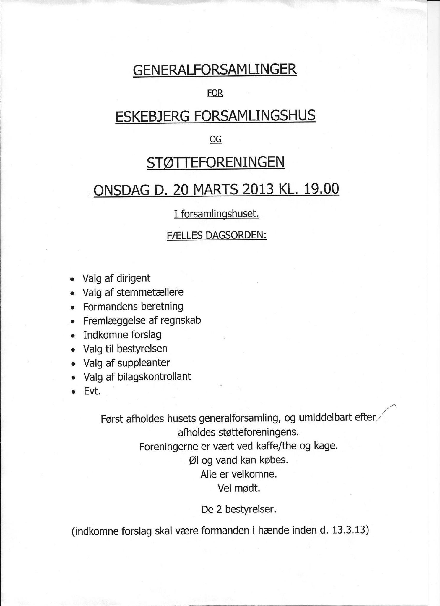 Generalforsamling2013
